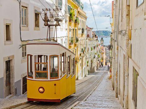 ◇リスボン:トラム