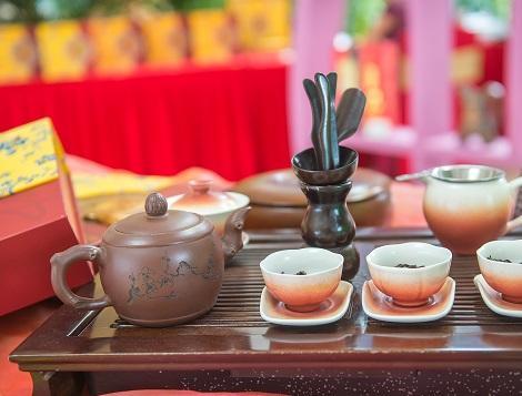 台湾:お茶で至福のひととき