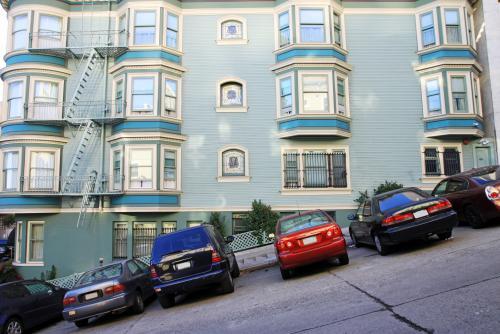 サンフランシスコ:街並み