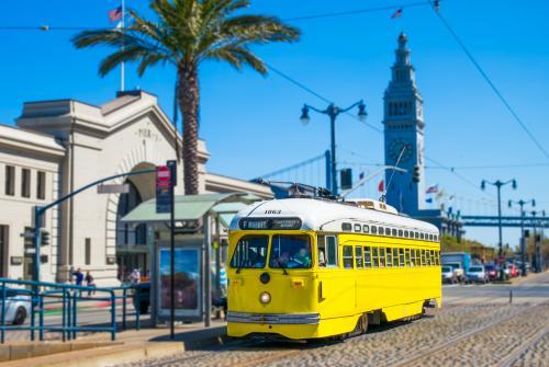サンフランシスコ:街の景色