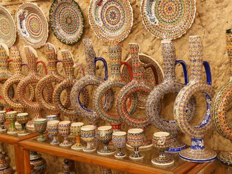 ◇◎カッパドキア:有名なアヴァノスの陶器