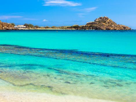 ◇◎ミコノス島:美しいビーチ