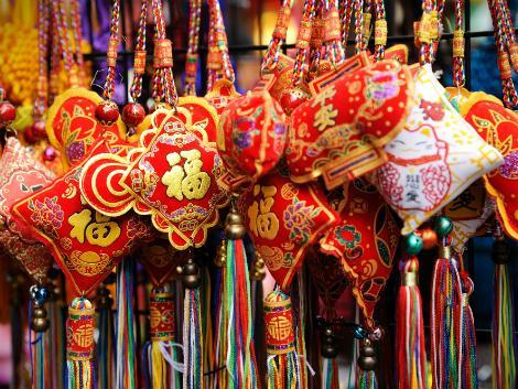 シンガポール:チャイナタウンの雑貨