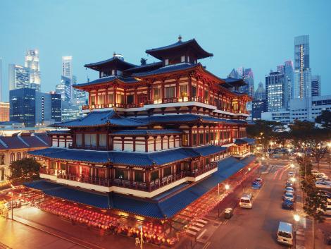 シンガポール:チャイナタウン