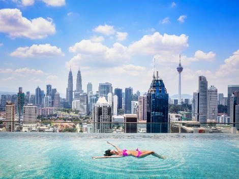 シンガポール:マリーナプール