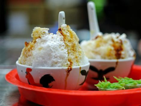 シンガポール:チャイナタウンのデザート