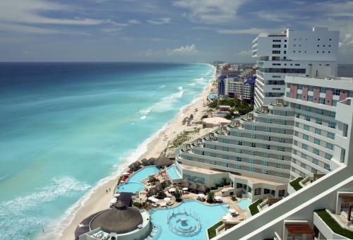カリブの有名リゾート地・カンクン