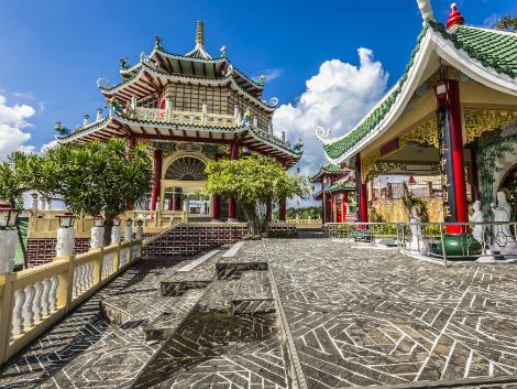 ◇◎セブ:道教寺院