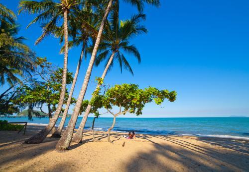 ケアンズ近郊にある美しいビーチ