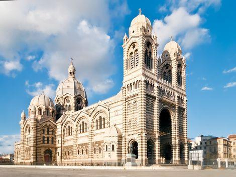 ◇◎マルセイユ:大聖堂