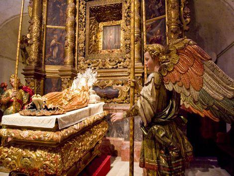 ◇◎マヨルカ島:大聖堂の豪華な装飾