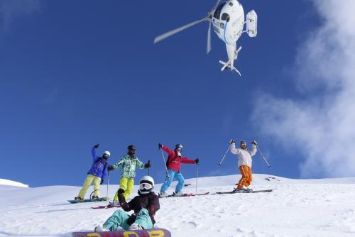 ニュージーランド スキー(イメージ)