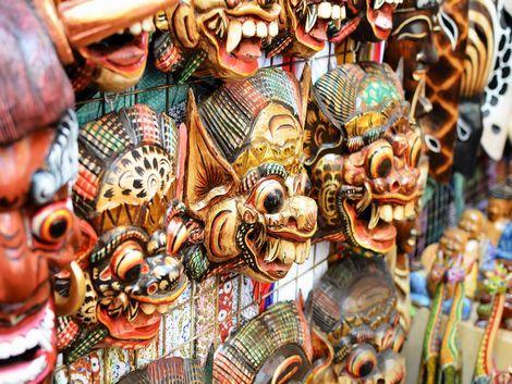 インドネシアの土産