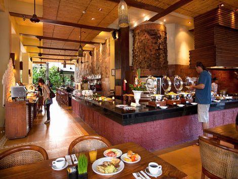 ラマヤナ リゾート&スパ レストラン