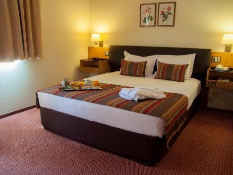 ポルト:ベスト ウエスタン ホテル インカ 客室一例