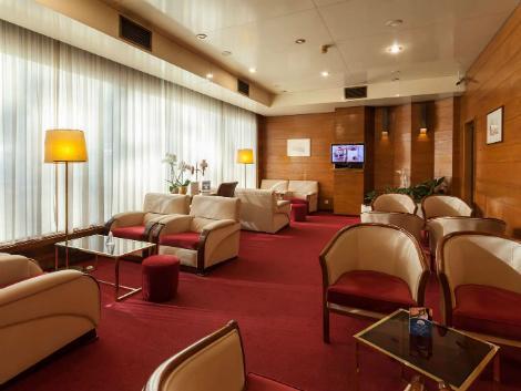 ポルト:ベスト ウエスタン ホテル インカ ロビー