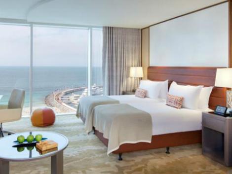 ドバイ:ジュメイラ ビーチ ホテル 客室一例