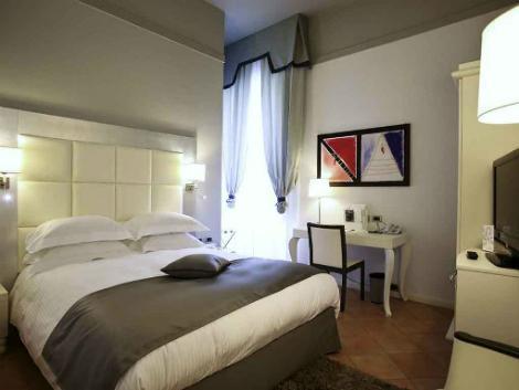 ナポリ:パラッツォ カラッチオロ ナポリ - M ギャラリー コレクション 客室一例