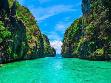 エルニド 海 イメージ