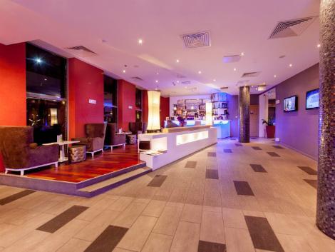 ブダペスト:ロイヤル パーク ブティック ホテル ロビー