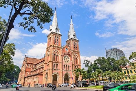 ホーチミン:サイゴン大教会