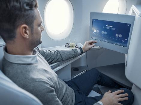 フィンランド航空 成田線:ビジネスクラス