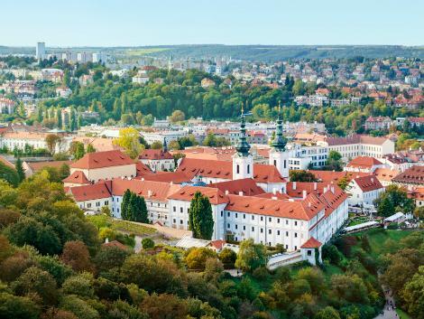 ◇◎プラハ:ストラホフ修道院
