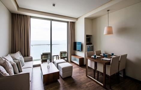 ダナン:アラカルト ダナンビーチ 2ベッドルームビーチビュー イメージ
