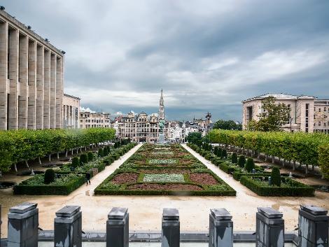 ◇◎ブリュッセル:芸術の丘