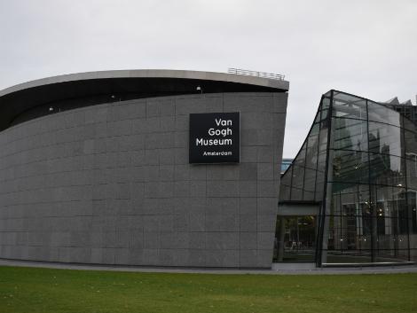 ◇アムステルダム:ゴッホ美術館