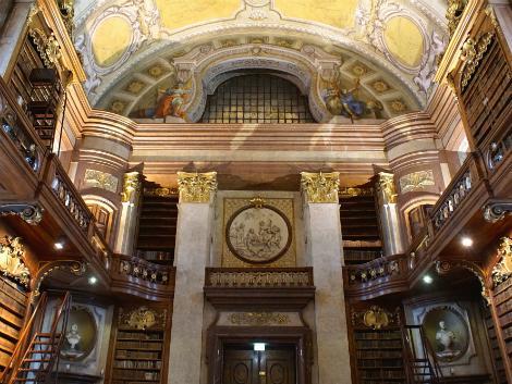◇◎ウィーン:オーストリア国立図書館