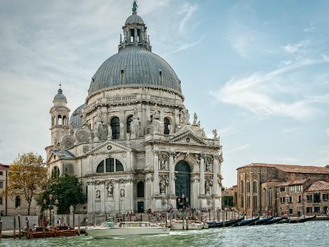 ◇◎ベネチア:サンタ・マリア・デッラ・サルーテ聖堂