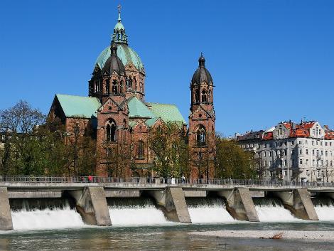 ◇ミュンヘン:聖ルカ教会