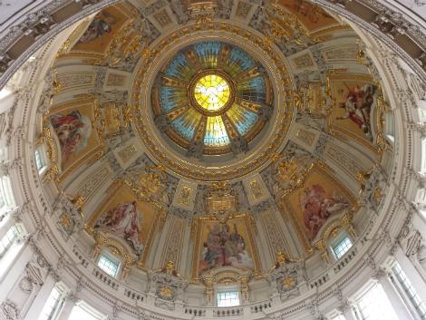 ◇ベルリン:ベルリン大聖堂のドーム