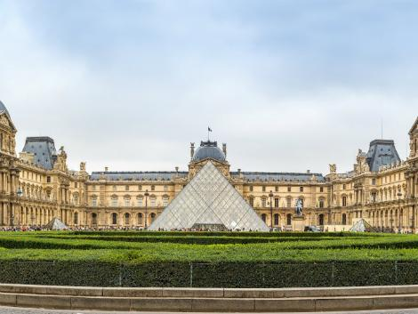 ◇◎パリ:ルーブル美術館