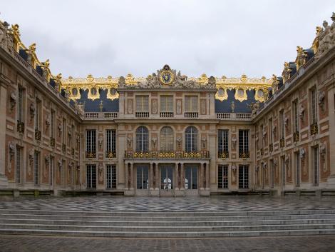 ◇パリ郊外:ヴェルサイユ宮殿