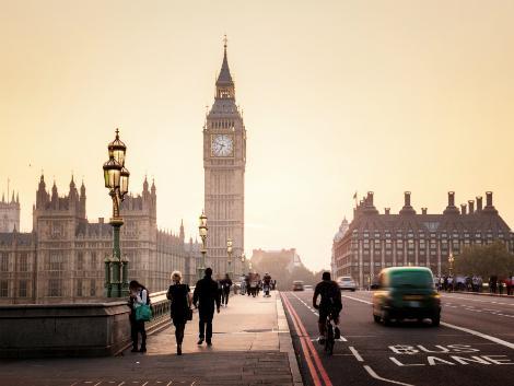 ◇ロンドン