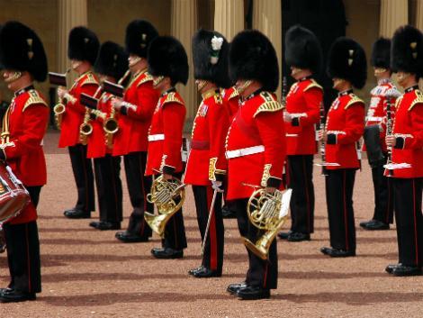 ◇◎ロンドン:衛兵交代式