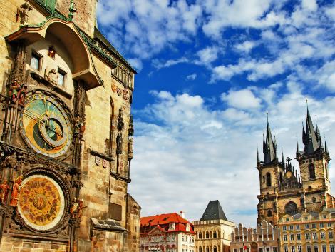 ◇◎プラハ:プラハの天文台