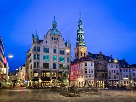 ◇コペンハーゲン:ショッピングに最適なストロイエ通り