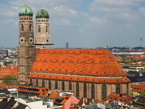 ◇◎ミュンヘン:フラウエン教会