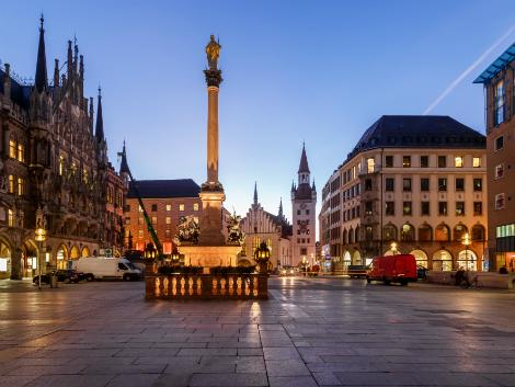 ◇◎ミュンヘン:街並み