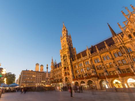 ◇ミュンヘン:新市庁舎