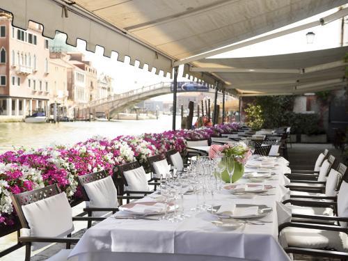 ベネチア:ホテル プリンシピ レストラン