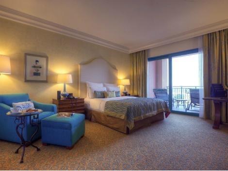 ドバイ:アトランティス ザ パーム 客室一例