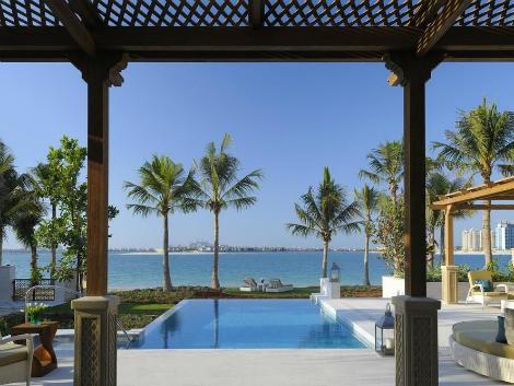 ドバイ:ワン アンド オンリー ザ パーム プール