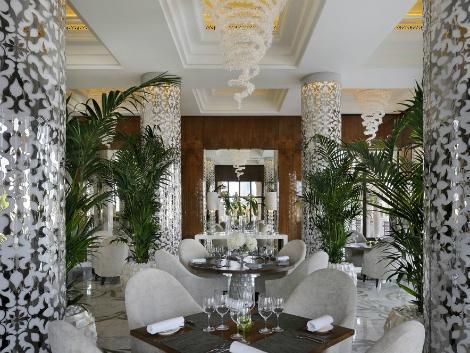 ドバイ:ワン アンド オンリー ザ パーム レストラン
