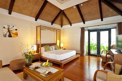 サムイ島:ザ トンサイベイ プールヴィラ 客室一例