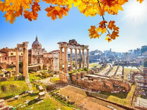 ◇ローマ:フォロ・ロマーノ