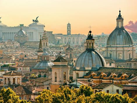 ◇ローマの街並み